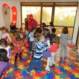 petreceri10 copii gradinita Iepurasul Bocanila