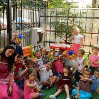 petreceri5 copii Iepurasul Bocanila