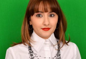 Membru fondator Zaharia Andreea