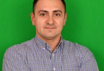 Profesor Educaţie fizică şi Sport Zaharia Valentin Constantin