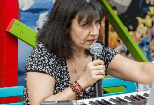 Profesor pian Iordăchescu Camelia
